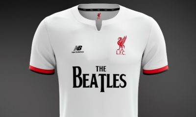 Beatles Liverpool shirt