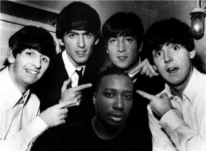 Beatles and hip hop