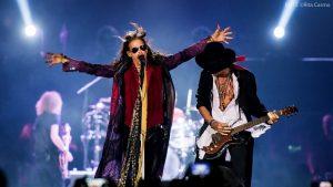 Before retiring Aerosmith plans 50 year world tour