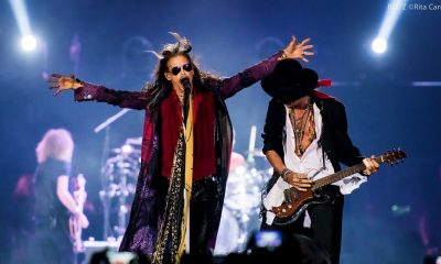Before retiring Aerosmith plans 50 year world tour