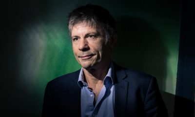 Bruce Dickinson 2018