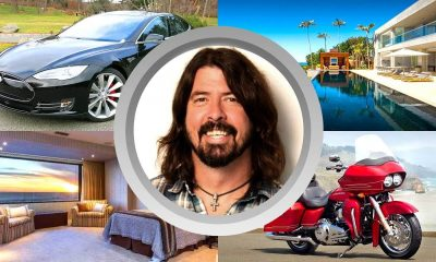 Dave Grohl net worth, lifestyle, family, biography, house and cars