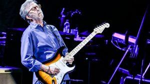 Eric Clapton deaf