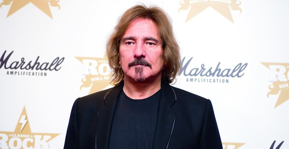 """Geezer Butler says he had depression when he wrote """"Paranoid"""""""