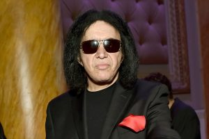 "Gene Simmons says ""I love the sound of my own voice"""