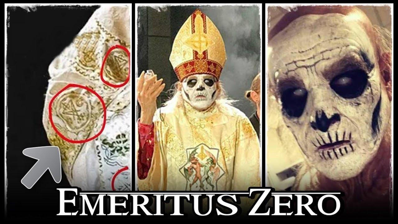 """Ghost releases teaser of """"new"""" frontman Papa Emeritus Zero"""