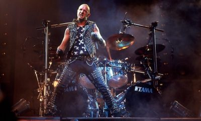 Rob Halford in the 80s
