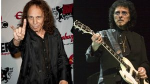 Iommi about Dio I did not believe that voice came out of that little body