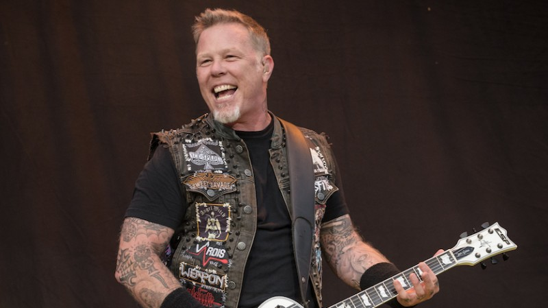 james hetfield explains where his anger cames from. Black Bedroom Furniture Sets. Home Design Ideas
