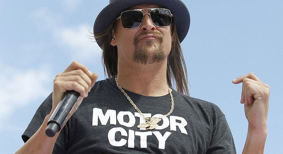 Kid Rock is being sued by a circus due to copyright