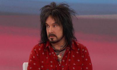 Mötley Crüe's Nikki Sixx gives an advice for struggling addicts
