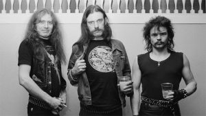 Motorhead with eddi clarke