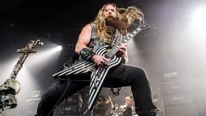 Two more Black Label Society shows canceled due to Zakk Wylde's disease