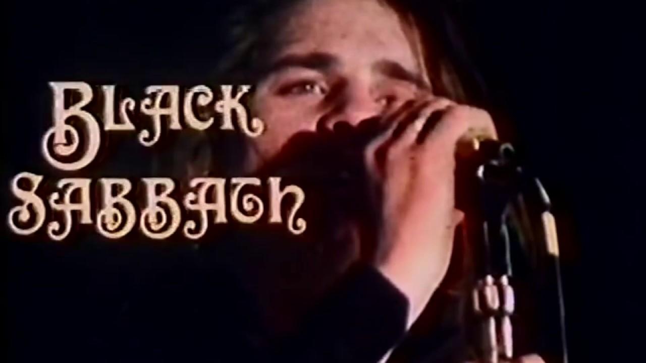 "Watch Black Sabbath performing Elvis' ""Blue Suede Shoes"""