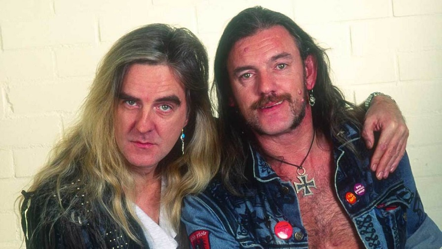 """Watch Saxon's song """"They Played Rock And Roll"""" made in tribute to Motörhead"""