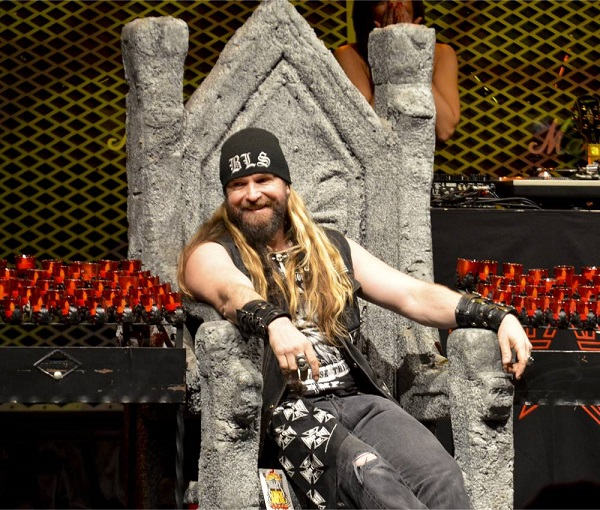 Zakk wylde throne