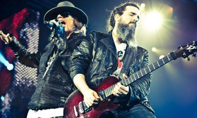 axl and bumblefoot