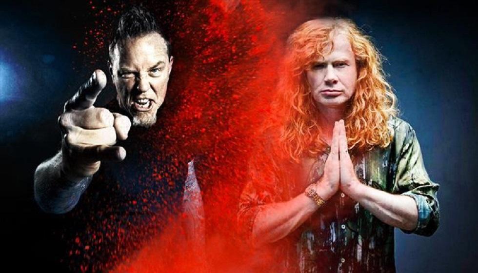 Metallica x Megadeth