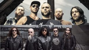 Killswitch Engage and Anthrax