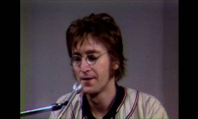 Back In Time John Lennon performs Imagine live on TV