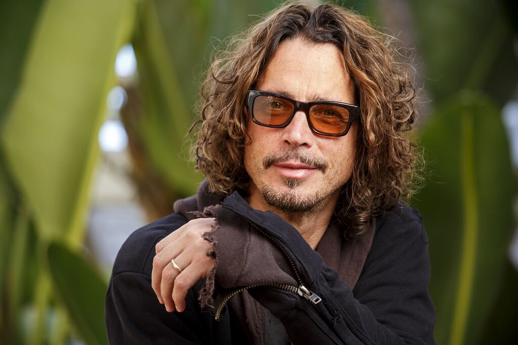 Chris Cornell singer