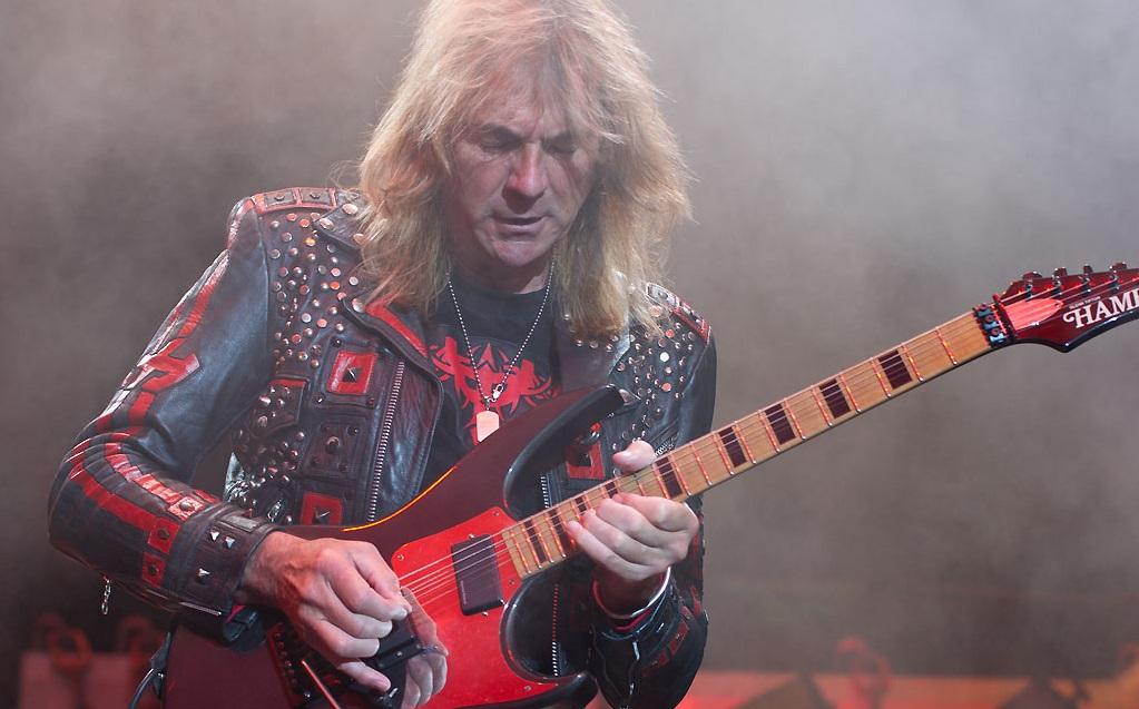 Glenn Tipton Will No Longer Tour With Judas Priest Due To