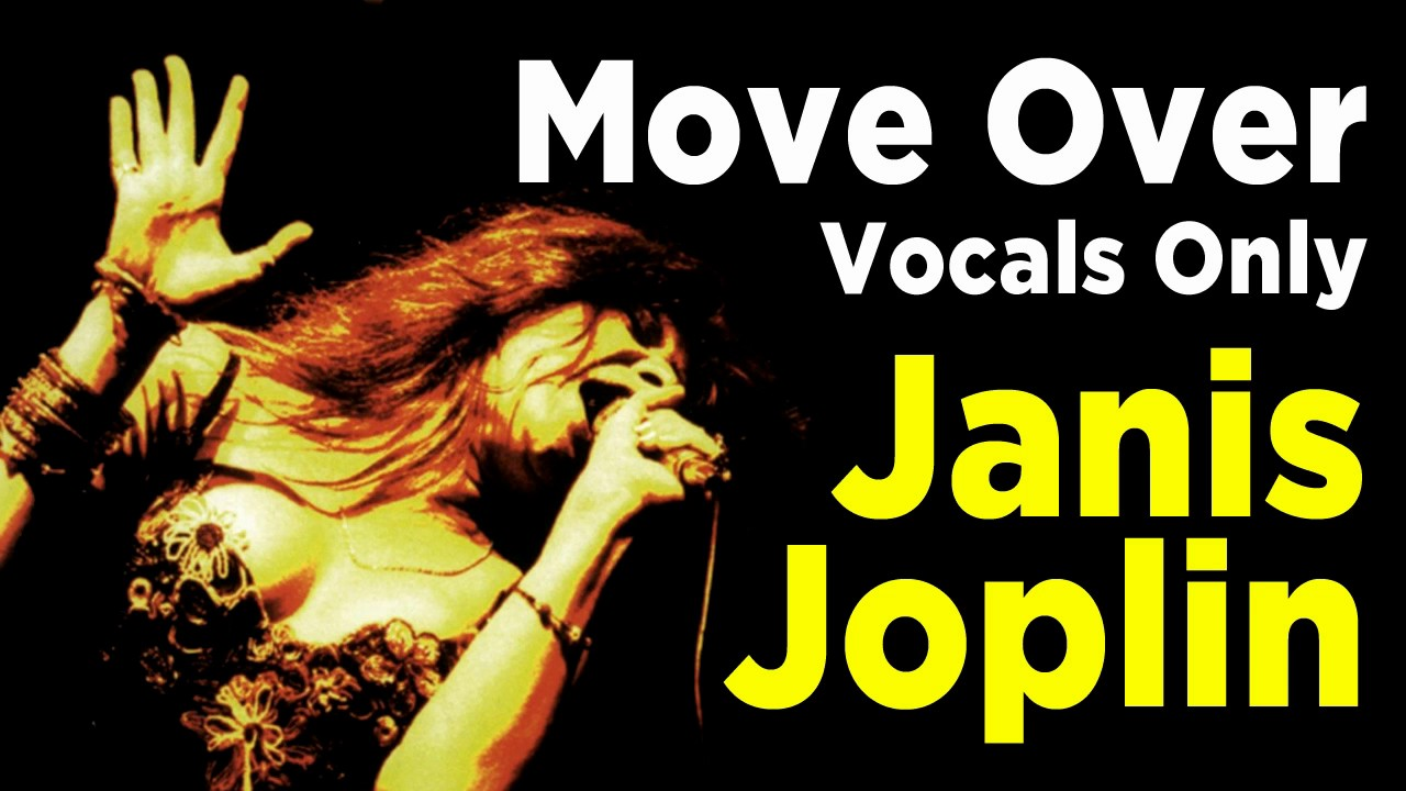 Hear Janis Joplin's isolated track on Move Over