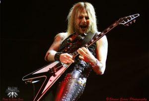Judas Priest richie faulkner