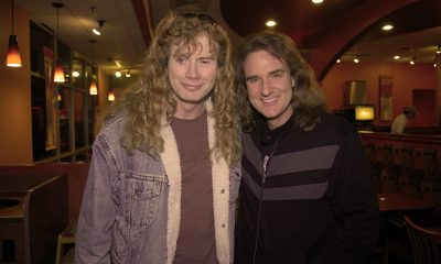Megadeth ellefson and mustaine