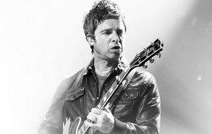 Noel Gallagher guitar