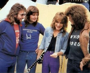 Ozzy's band