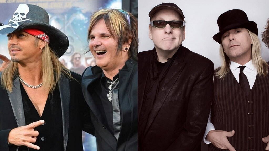 Poison and Cheap Trick