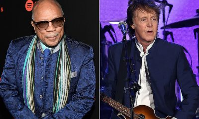 Quincy Jones says the Beatles were 'the worst musicians in the world'