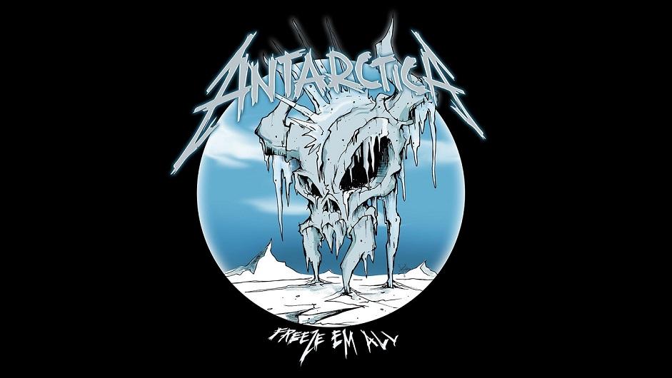 """Watch the full """"Freeze 'In All"""" Metallica concert in Artarctica"""