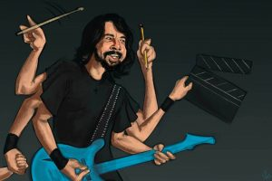 Dave Grohl Foo Fighters band
