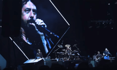 Foo Fighters play John Lennon + Van Halen mashup in brazilian concert