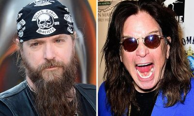 Ozzy Osbourne and Zakk Wylde