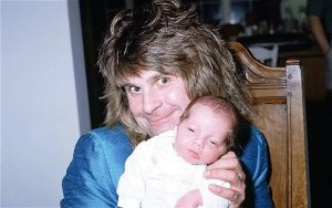 Ozzy and his son