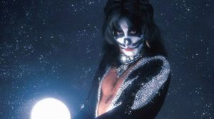 Peter Criss as the catman