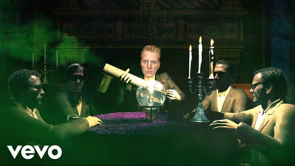 Queens Of The Stone Age new video