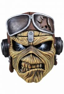 Iron Maiden mask 1