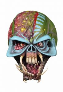 Iron Maiden mask