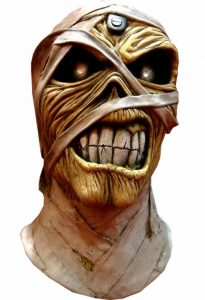 Iron Maiden mask 4