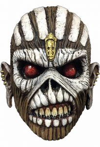 Iron Maiden mask 3