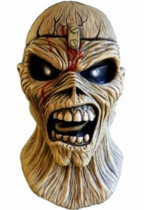 Iron Maiden mask 5