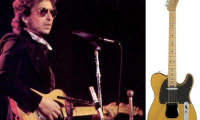 Bob Dylan fender telecaster