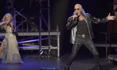 Dee Snider on Broadway