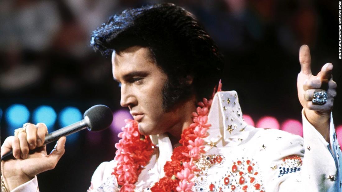 Elvis Presley Hawaii Rock And Roll Garage