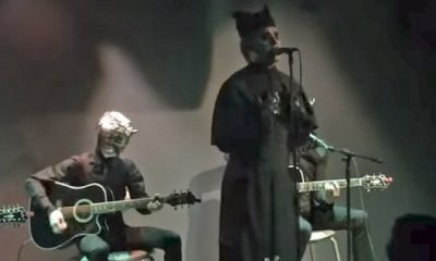Ghost private show