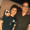 Greta Van Fleet and Tom Hanks